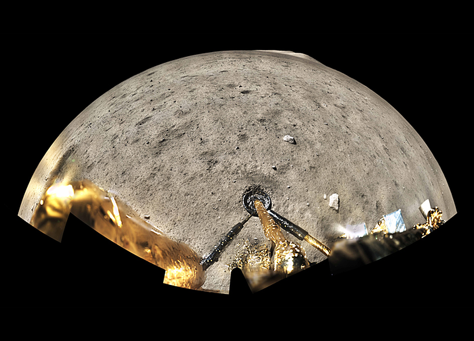 China's Chang'E 5 Lunar Samples Reveal New Information About The Moon