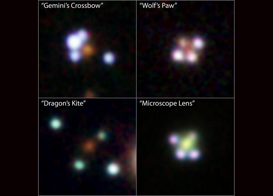 Quadruply Imaged Quasars