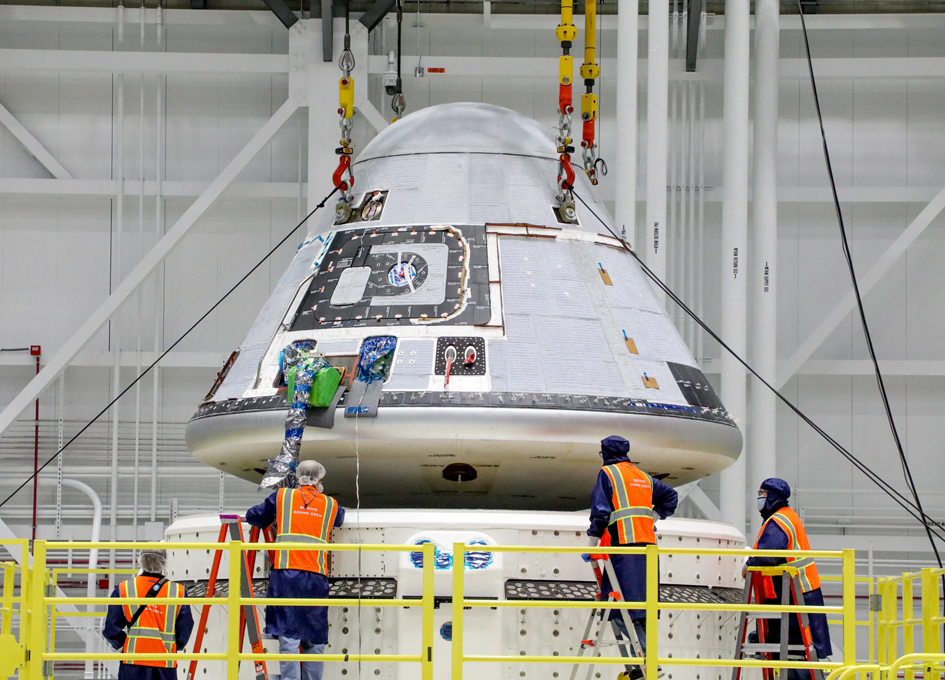 NASA and Boeing Target New Launch Date for Next Starliner Flight Test