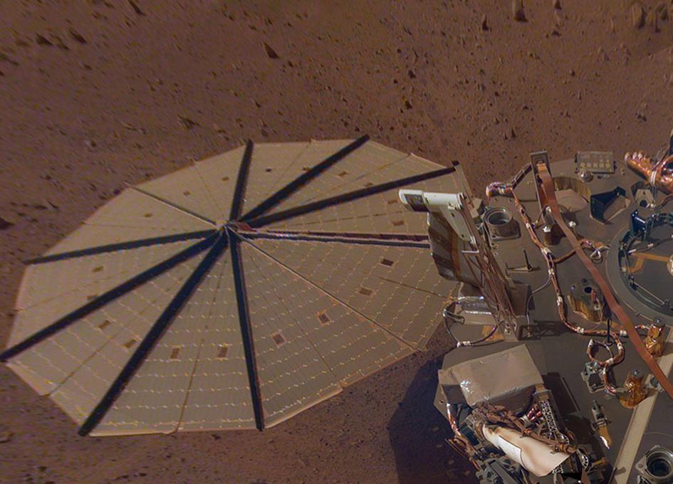 NASA's InSight Mars Lander Gets a Power Boost
