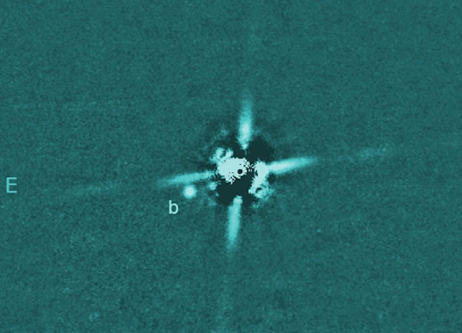 Infant Planet Discovered By UH-Led Team Using Maunakea Telescopes