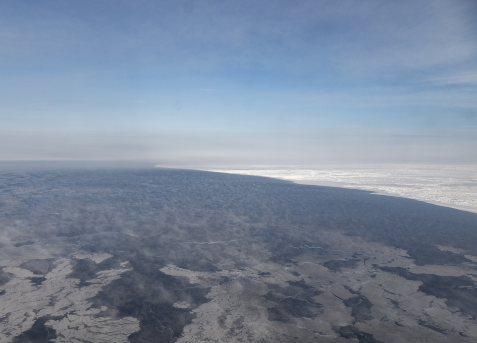 Satellites Show How Clouds Respond to Arctic Sea Ice Change