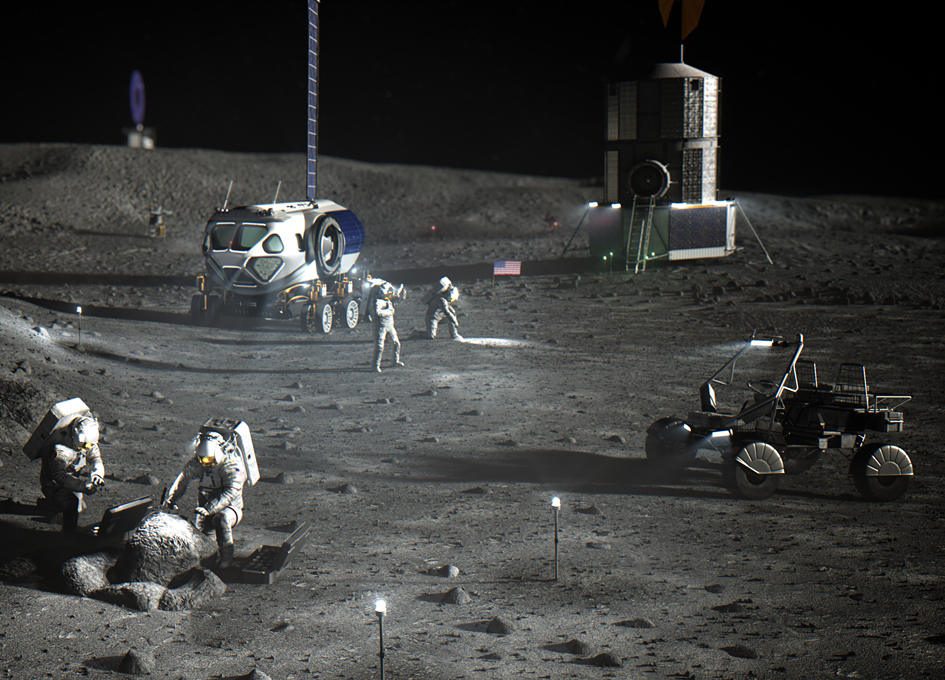 Using the Moon to Address Earth's Digital Inequality
