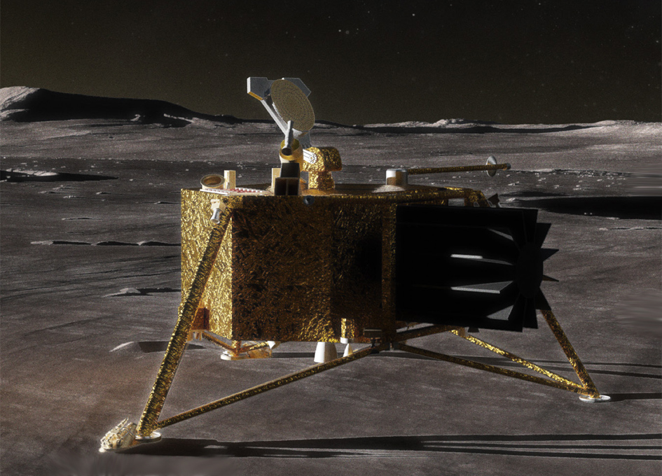 Mercury Lander: Planetary Mission Concept Study for the 2023-2032 Decadal Survey