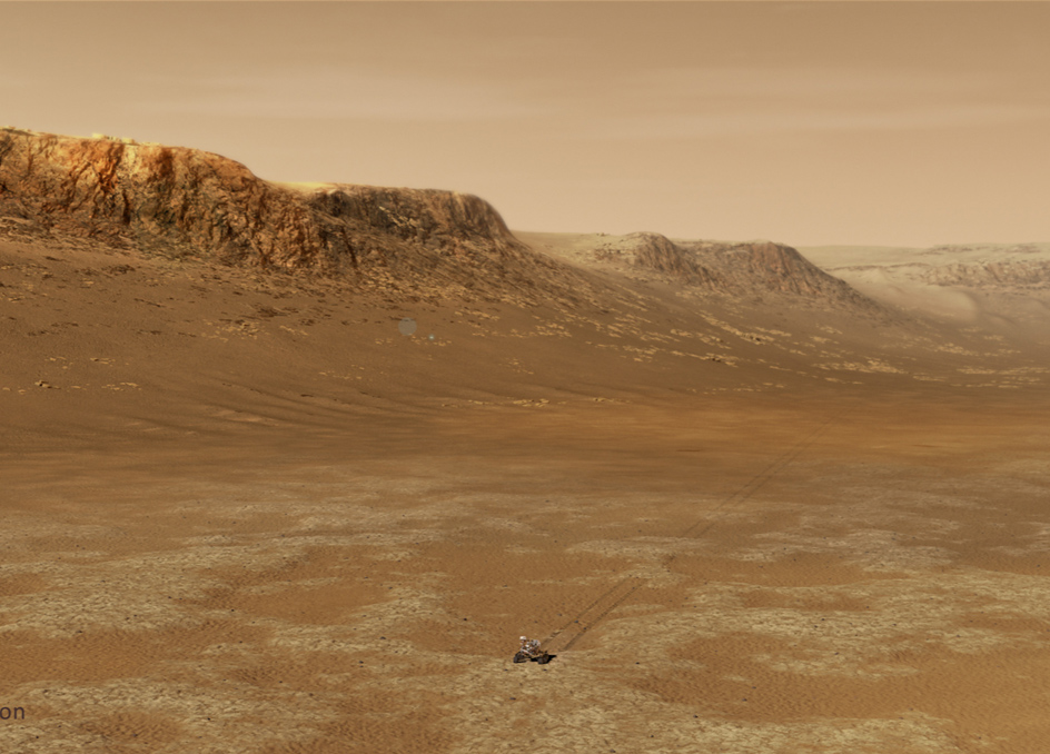 Mars: January 2021   SpaceRef - Mars Today