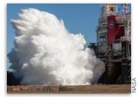 This Week at NASA - Big Rocket Engine Test and More