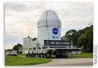 This Week at NASA - Critical System for Moon Bound Orion and More