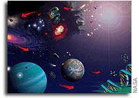 美国宇航局为天体生物学科学会议寻找合作伙伴