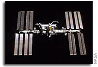 NASA Space Station On-Orbit Status 30 December, 2020