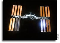 NASA Space Station On-Orbit Status 9 April, 2021 - Crew Launches and Docks With Station