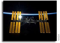 NASA Space Station On-Orbit Status 5 April, 2021 - Moving the SpaceX Crew Dragon