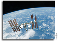 NASA Space Station On-Orbit Status 30 March, 2021 - Busy Science Schedule Today