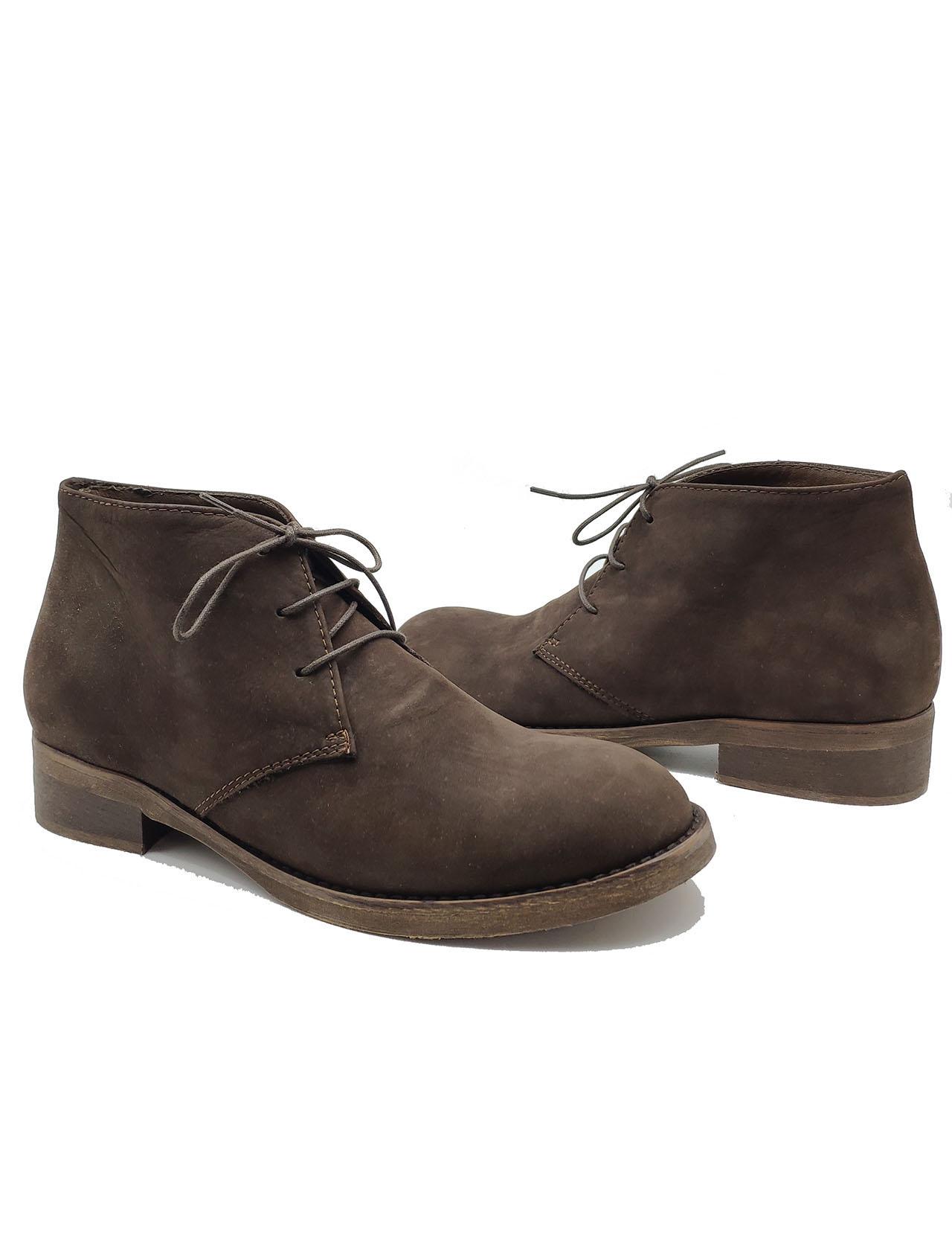 Spatarella | Ankle Boots | ART1013051TESTA DI MORO