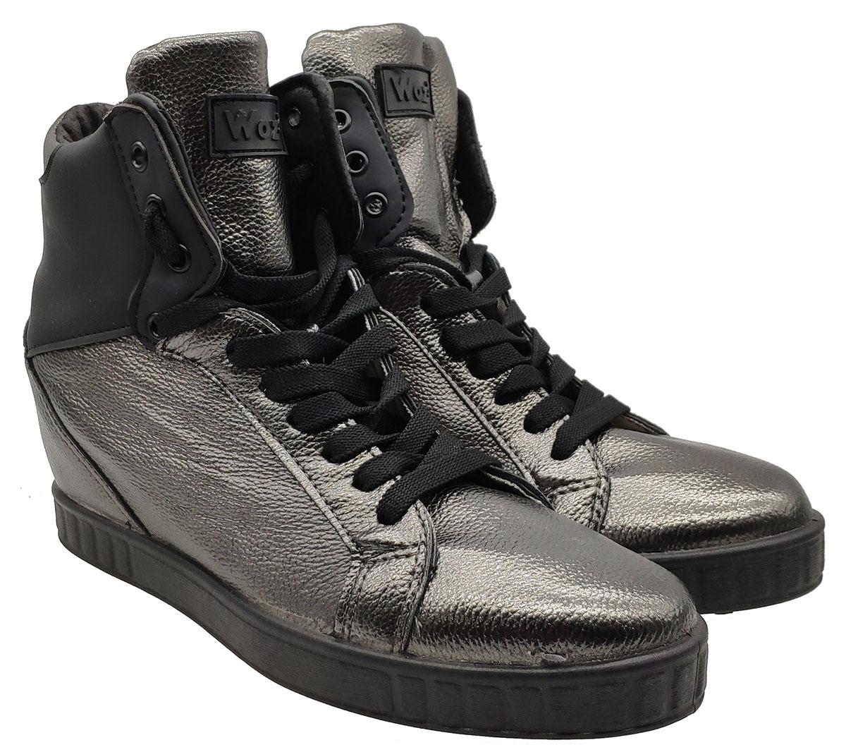 Woz | Sneakers | ART10DM1917PIOMBO