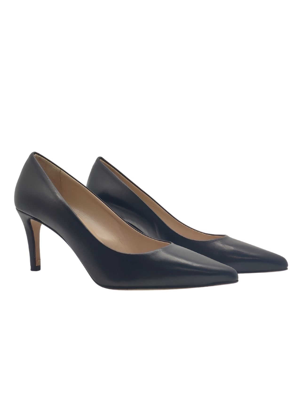 Women's High Heel Décolleté Spatarella | Pumps | GP70NERO
