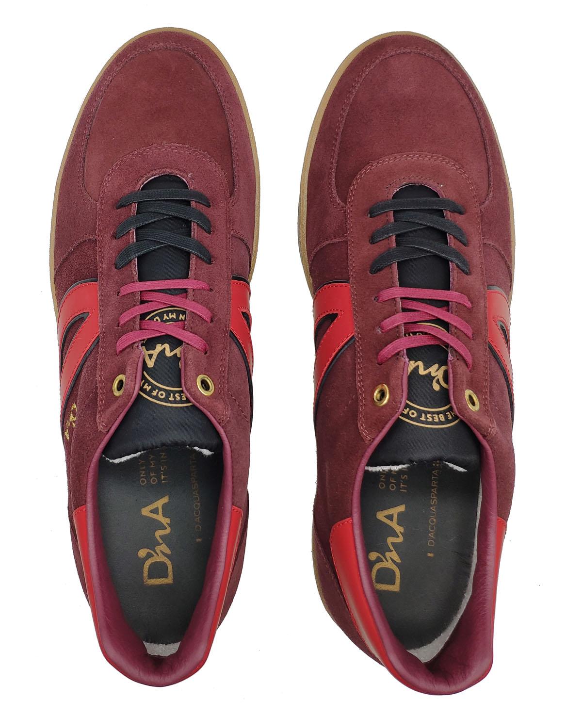 D'Acquasparta   Sneakers   U300BORDEAUX