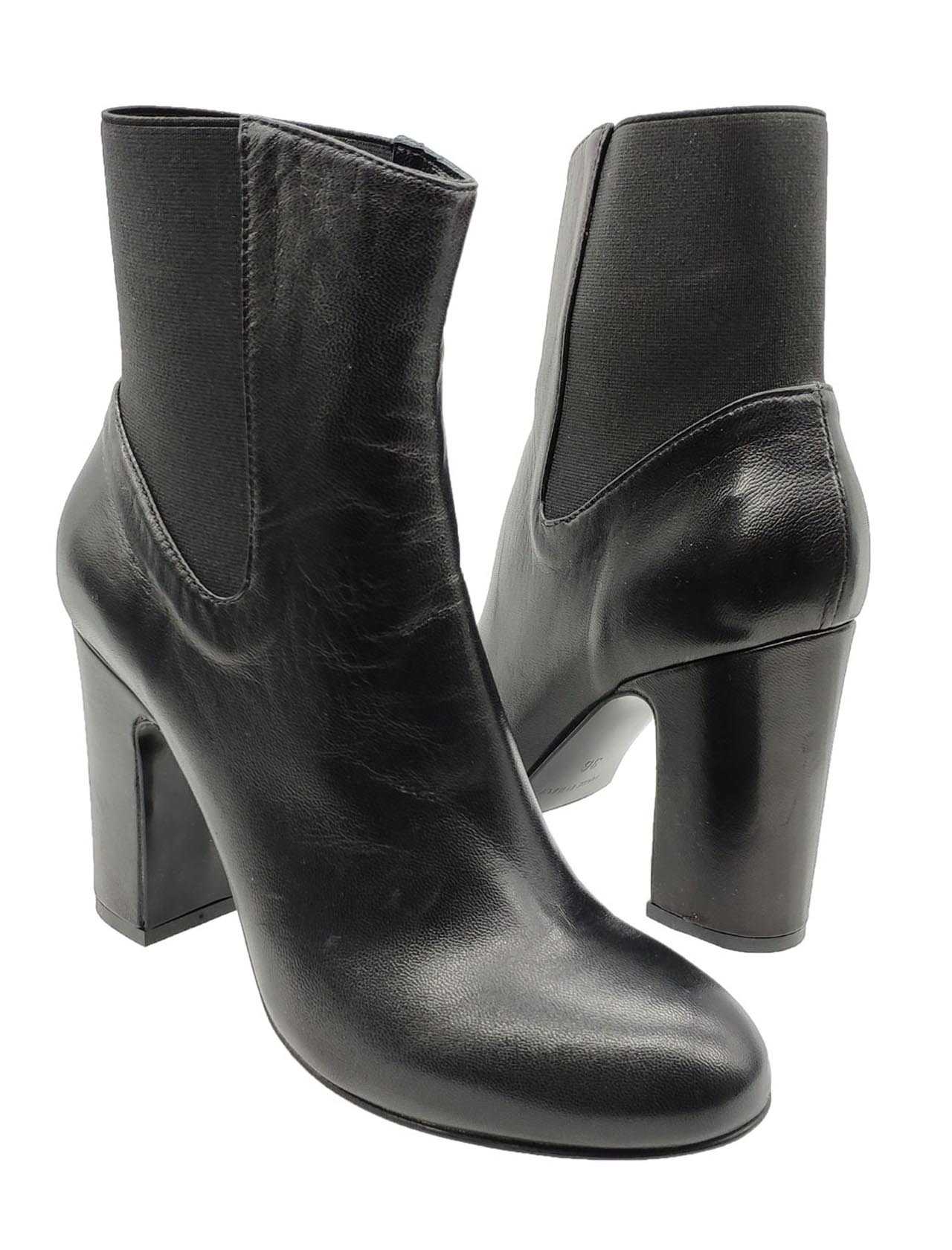 Salvador Ribes | Ankle Boots | CLARA2NERO