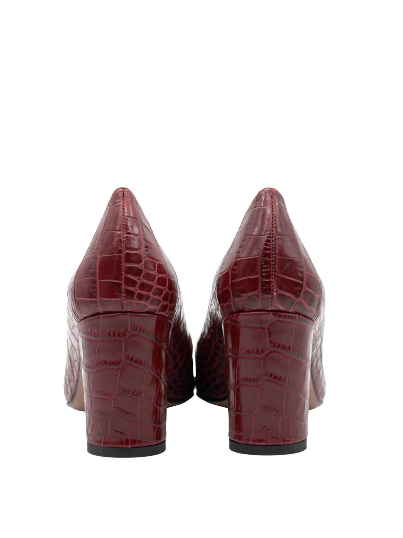 Women's High Heel Décolleté Fru | Pumps | 6201SROSSO