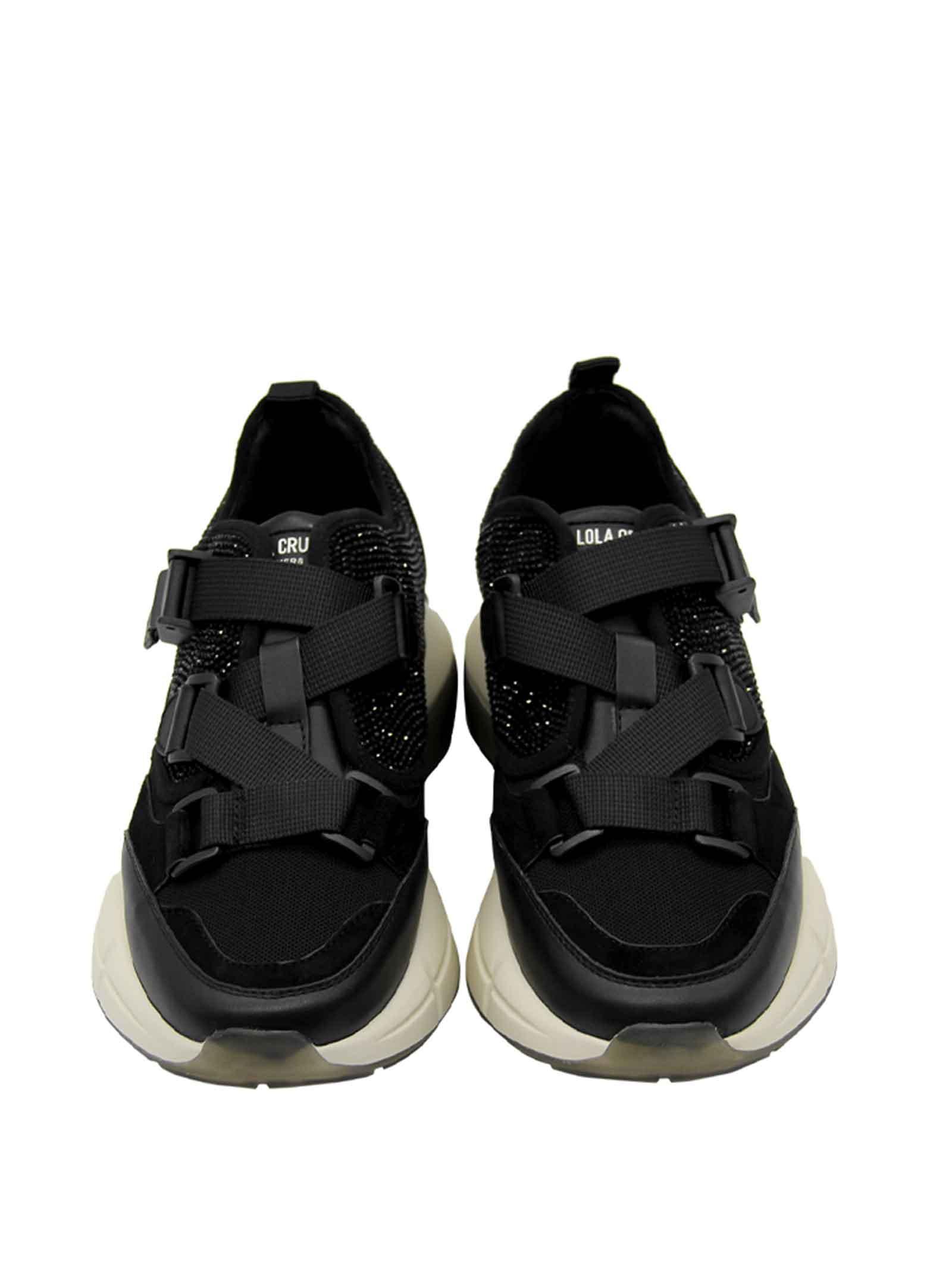 Lola Cruz   Sneakers   444Z00BKNERO