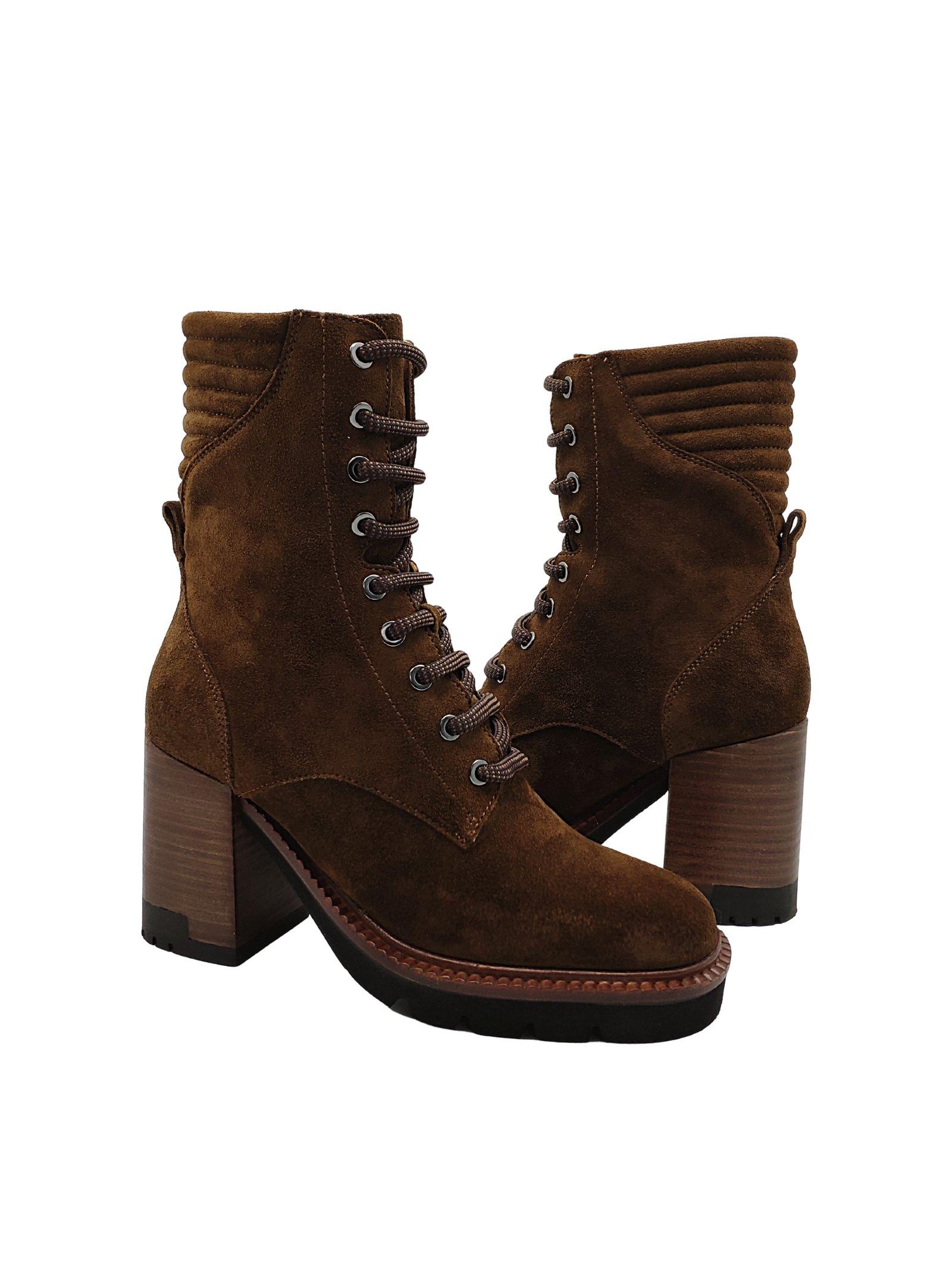 Woman amphibians Bruno Premi | Ankle Boots | BA1203XMORO
