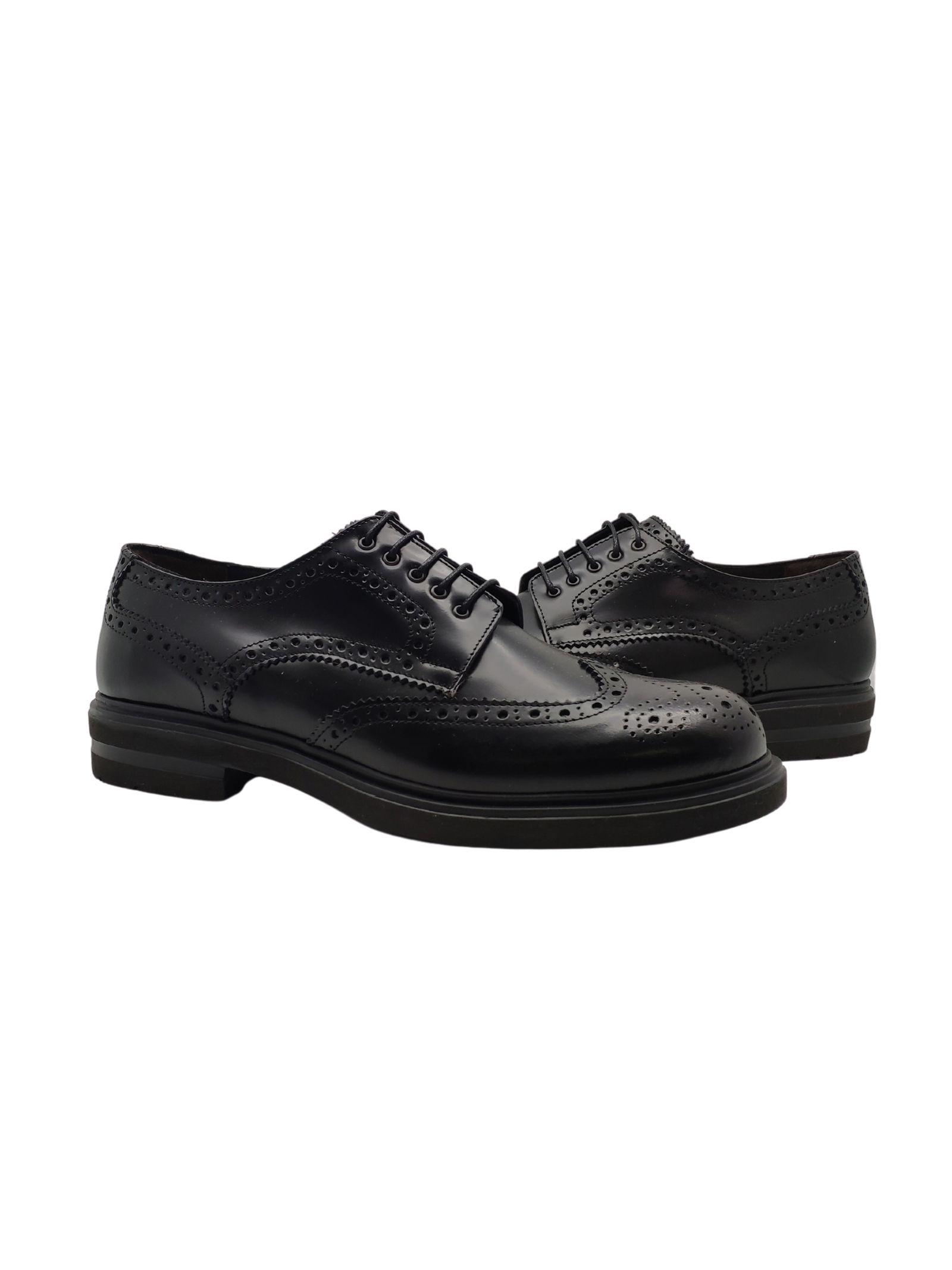 Lace-up Men Black Florsheim | Lace up shoes | 5294257
