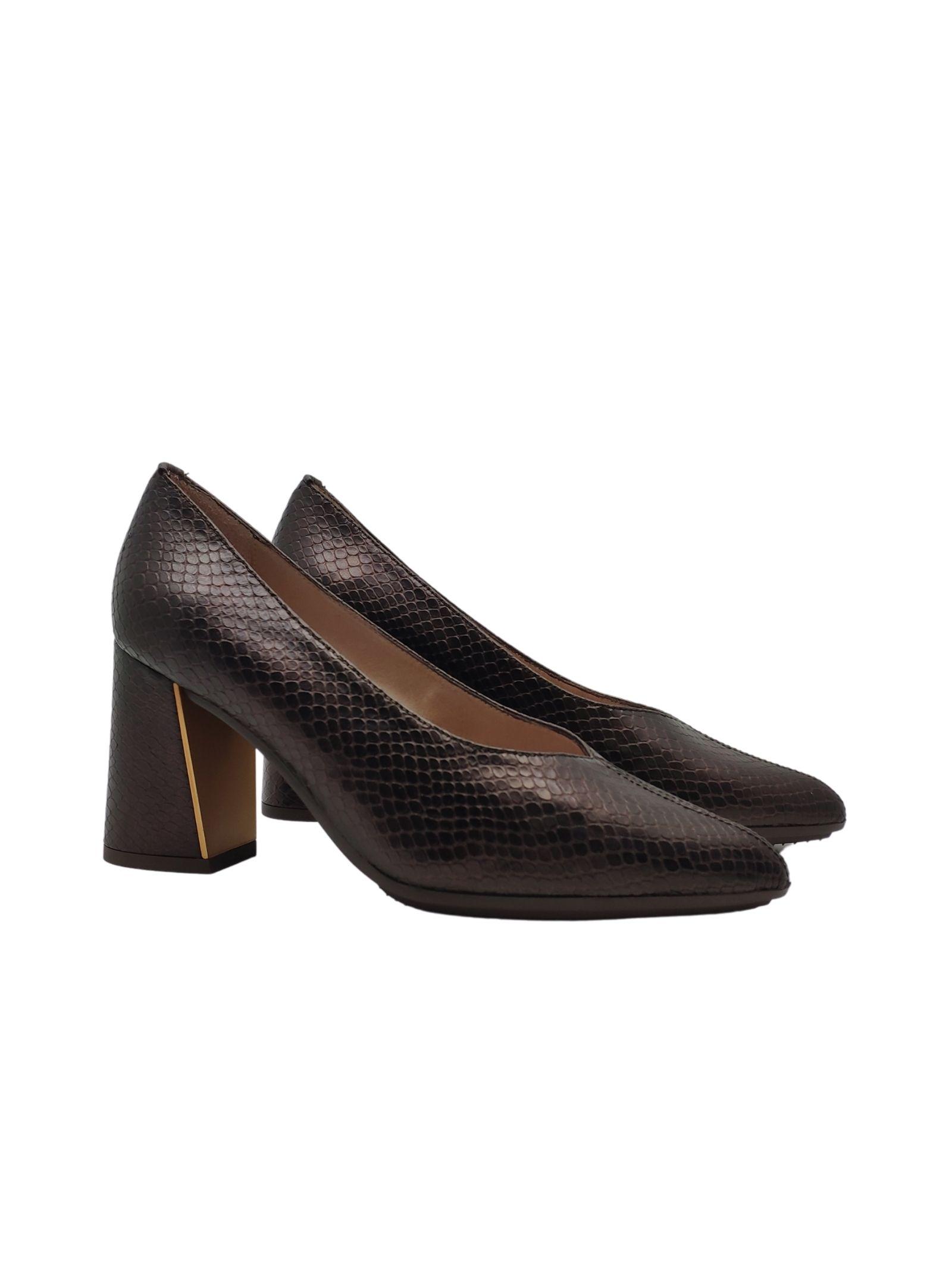 Women's High Heel Décolleté Hispanitas | Pumps | HI00723BRONZO
