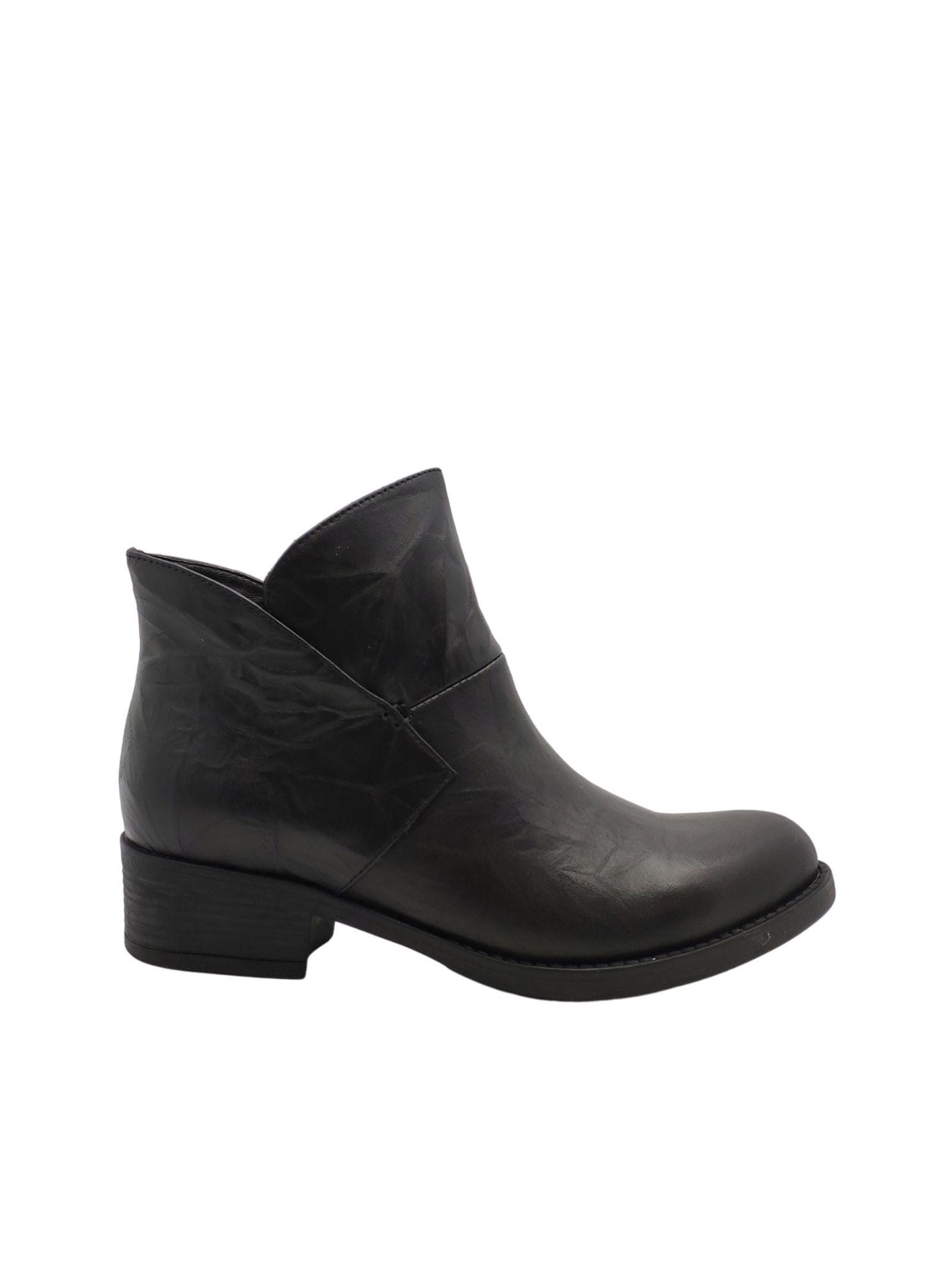 Stivaletti Ankle BootsDonna Manufacture D'Essai | Stivaletti | MDE44VITELLNERO
