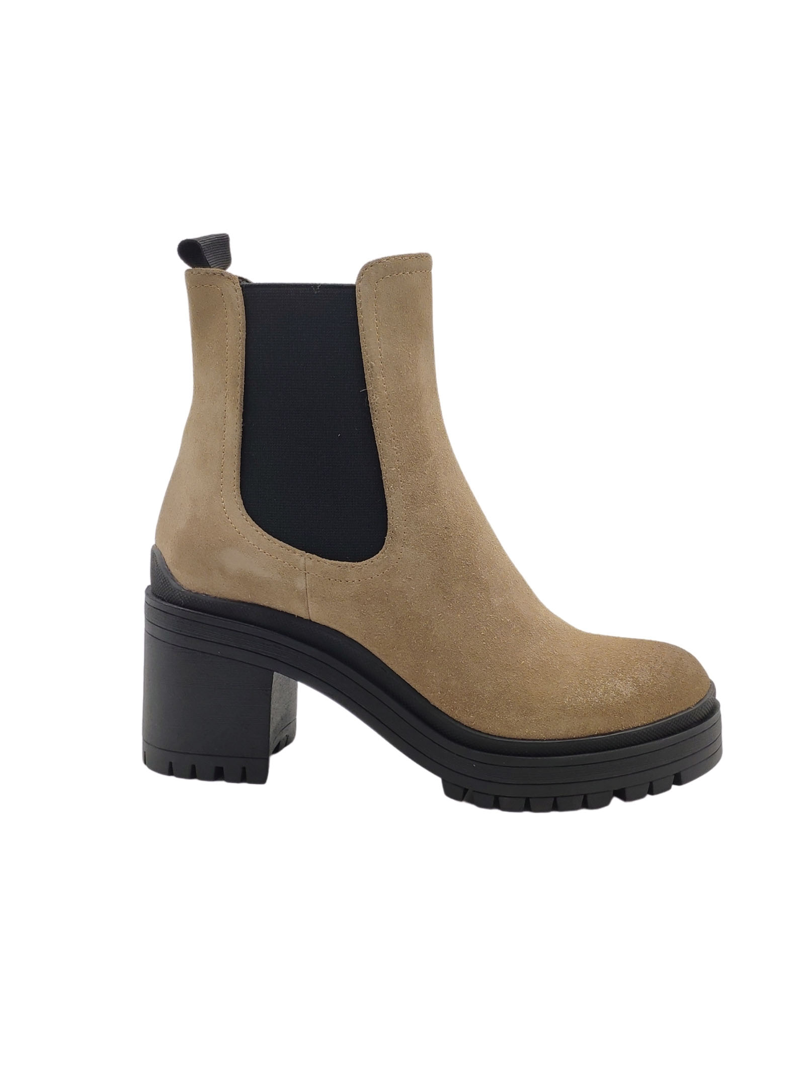 Beatles Women's Ankle Boots Prime By Bruno Premi | Ankle Boots | AZ1102XBEIGE