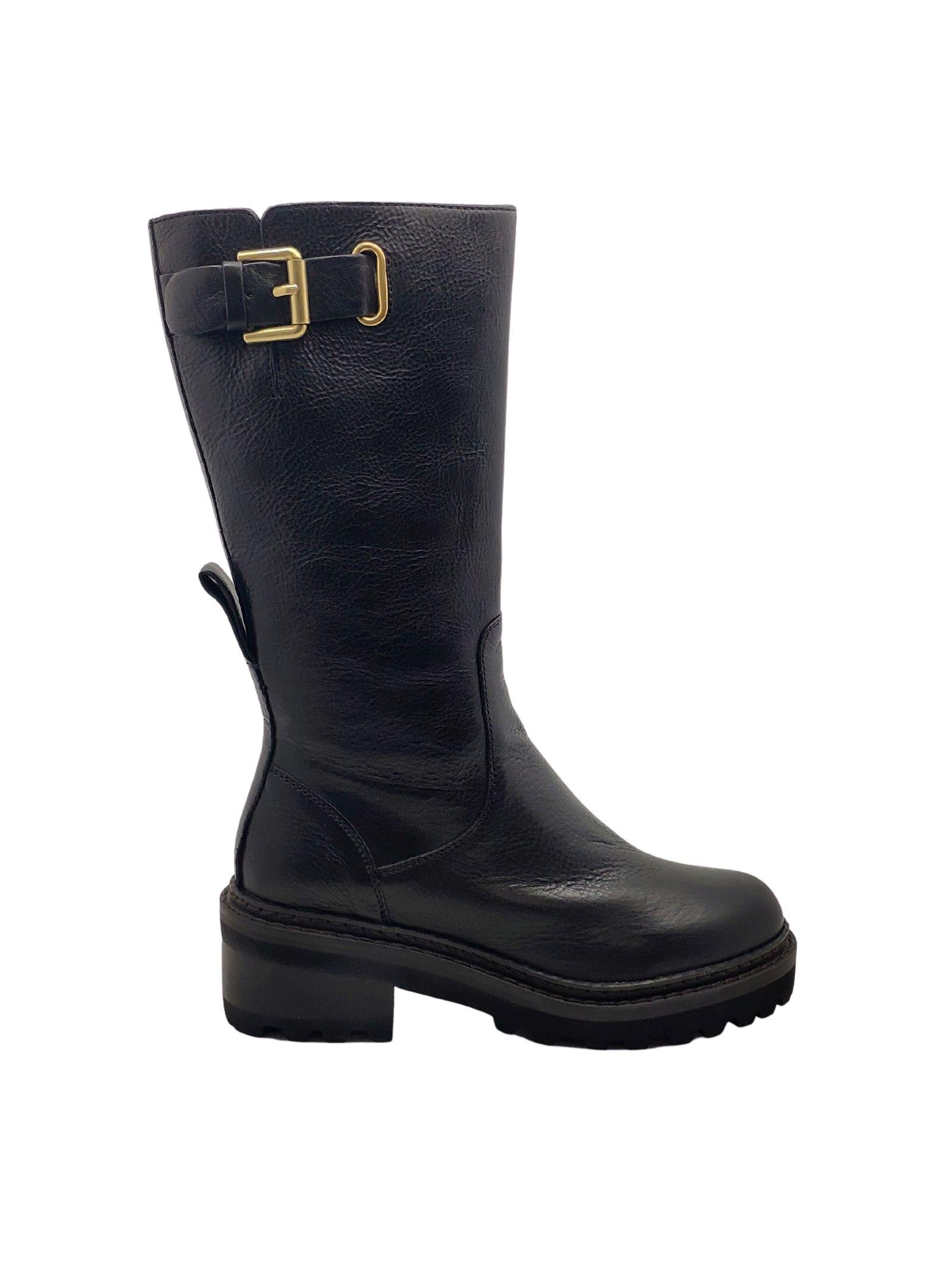 Women's Amphibious Boots Prime By Bruno Premi   Ankle Boots   BA1304PNERO