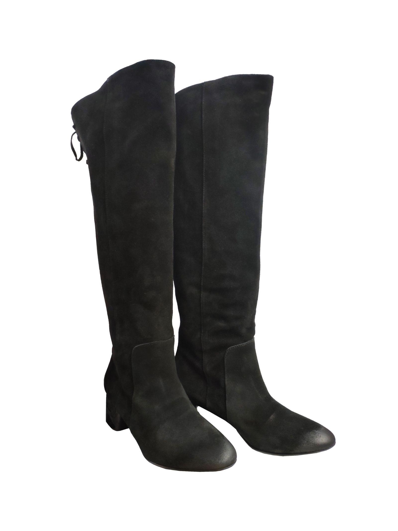 Bow Woman Boots Spatarella   Boots   CU82NERO
