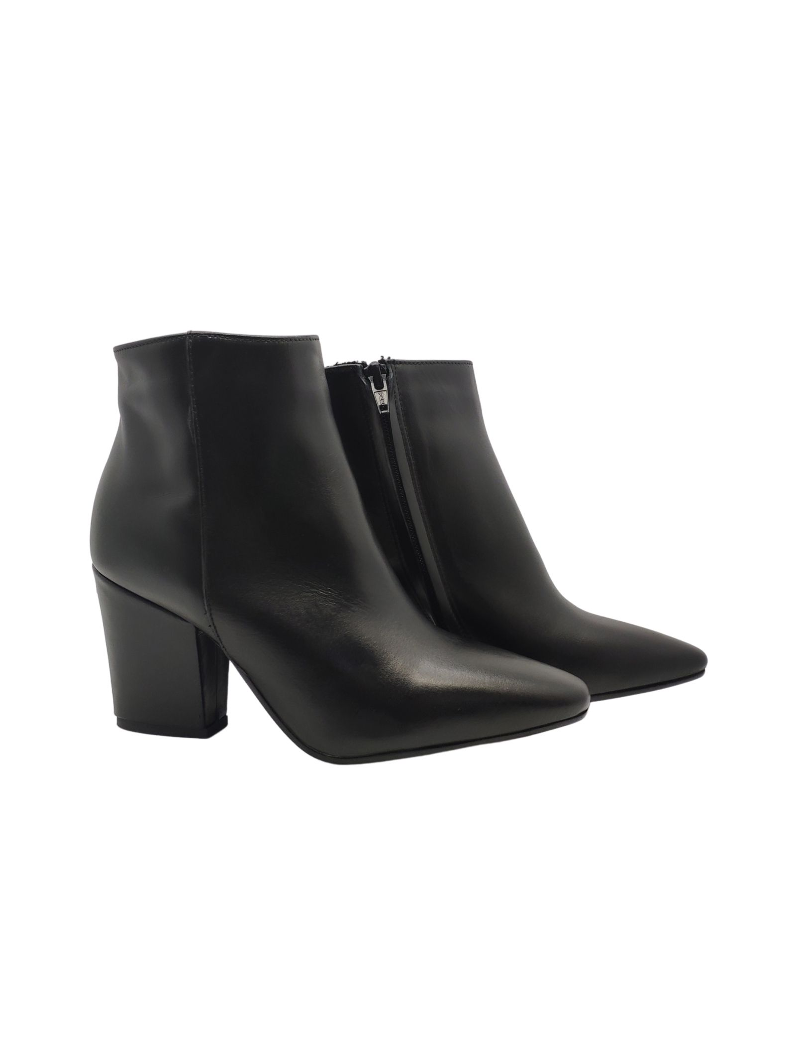 Women's Heel Ankle Boots Spatarella | Ankle Boots | EM171NERO