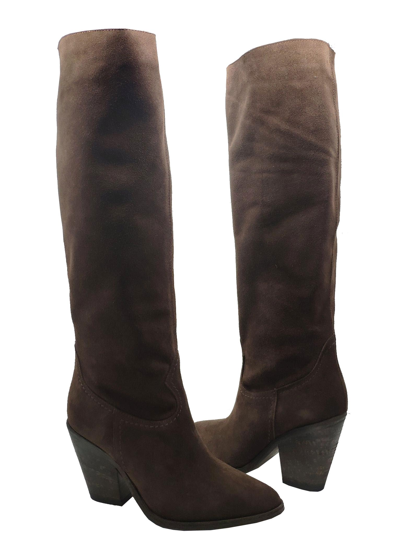 Women's Texan Boots Spatarella | Boots | P210MORO