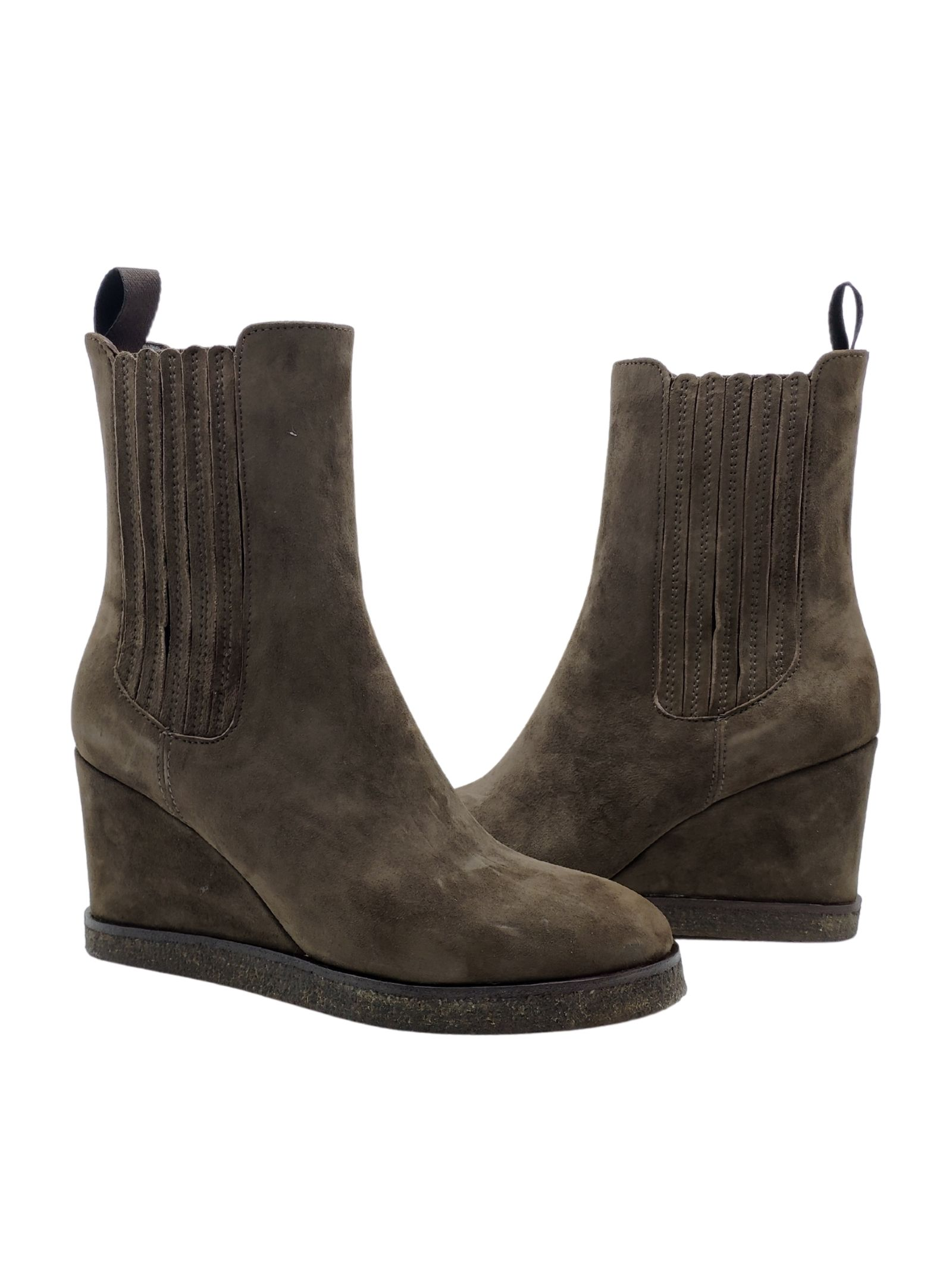Women's Chelsea Boots Spatarella | Ankle Boots | P3820MORO