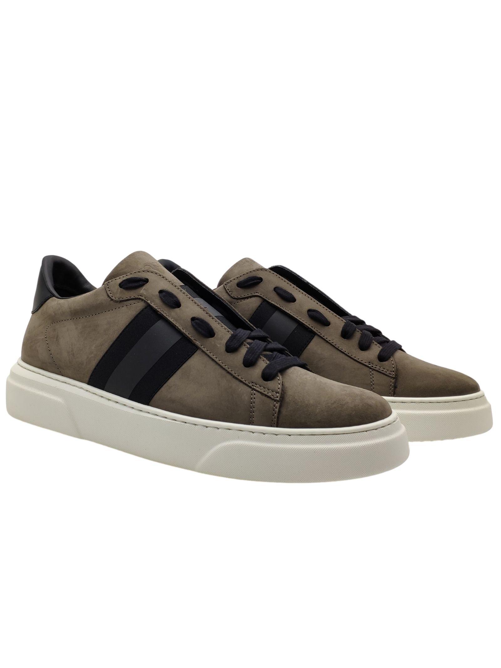 Sneakers Lacci Uomo Stokton   Sneakers   650-UTAUPE