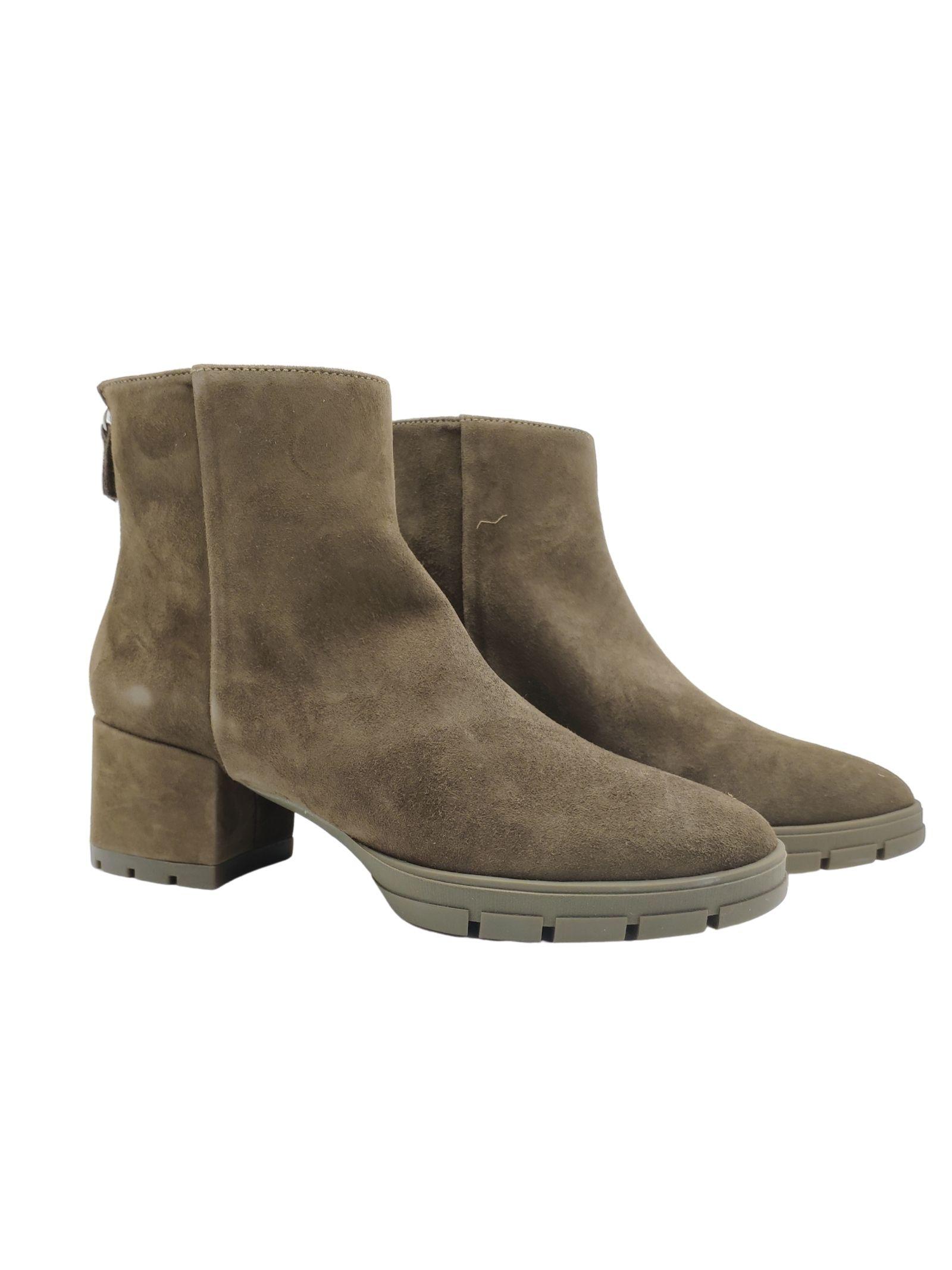 Women's Rubber Plateau Ankle Boots Unisa | Ankle Boots | JAICOVERDE