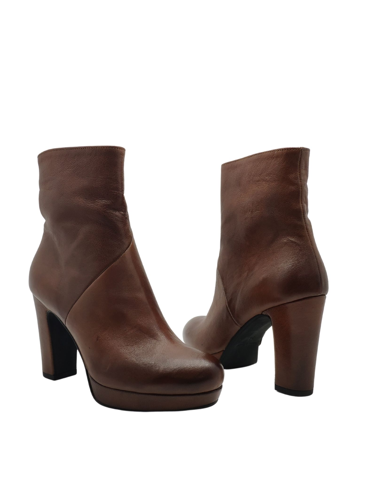 Women's Ankle Boots Les V. | Ankle Boots | 5670CUOIO