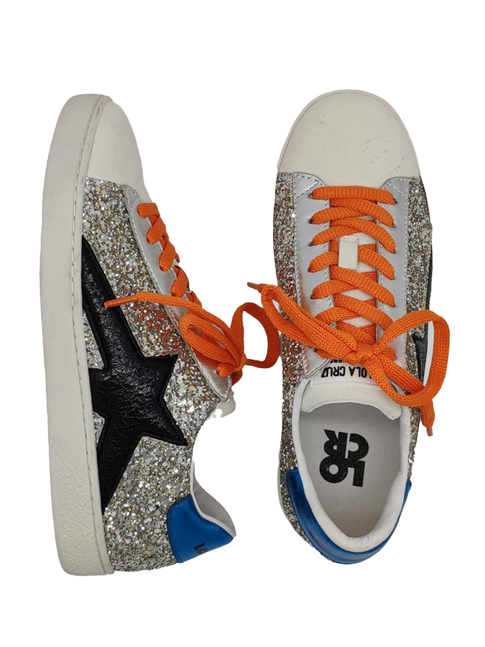 Lola Cruz | Sneakers | 436Z05BKARGENTO