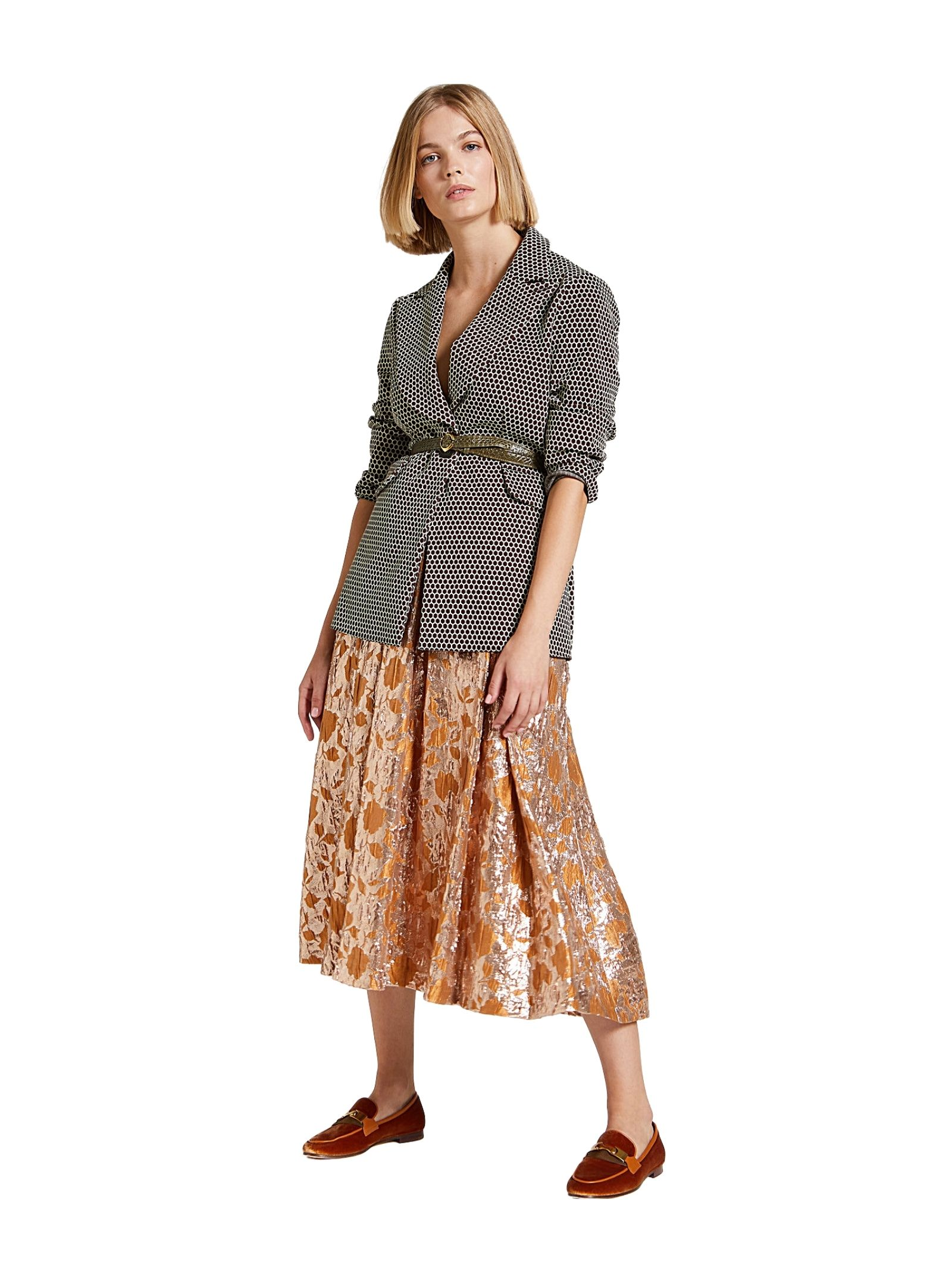 Brown Woman Jacket Maliparmi   Coats and jackets   JD638060033B1219