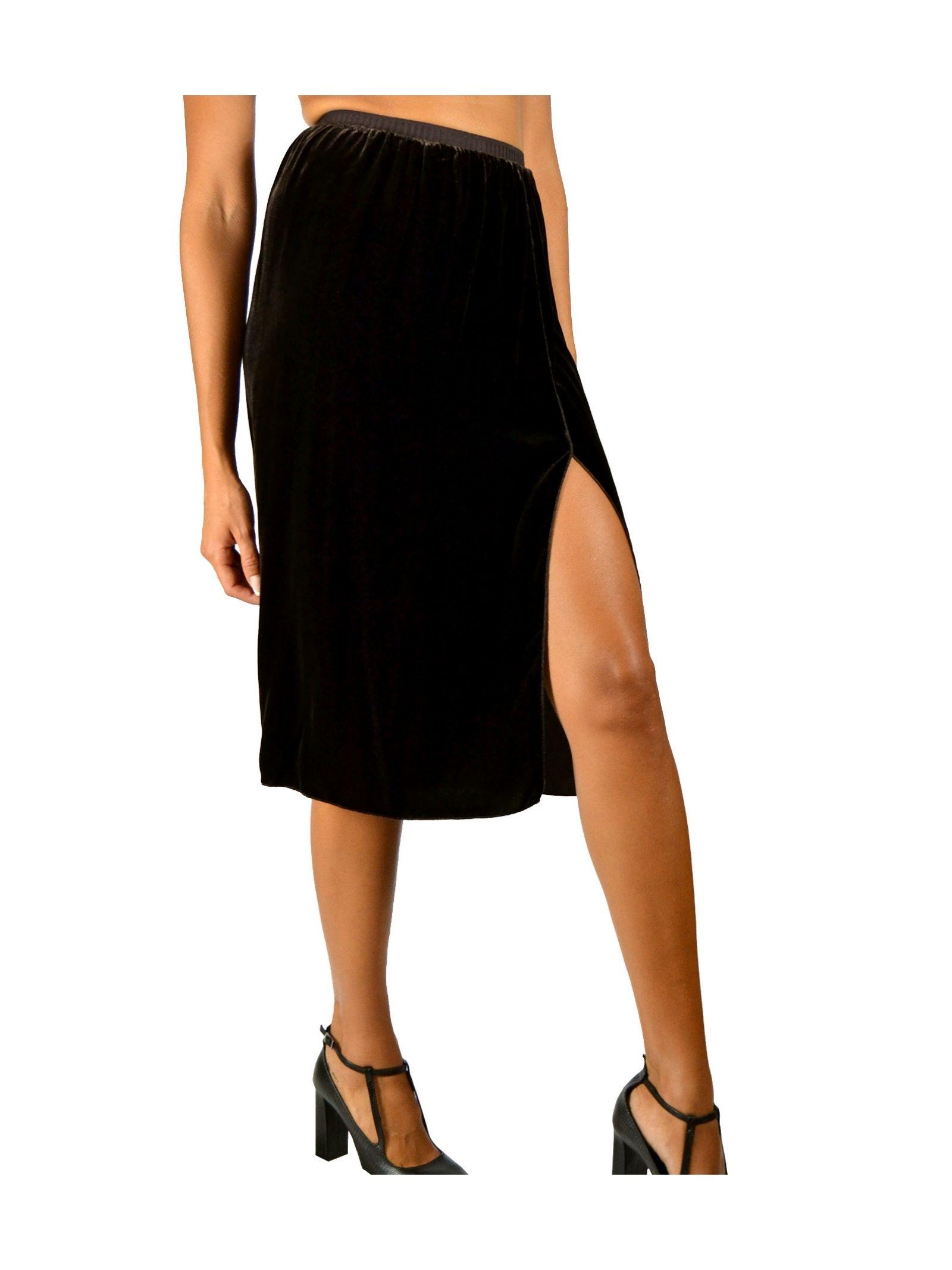 Dark Brown Woman Skirt Maliparmi | Skirts and Pants | JG35946102640010