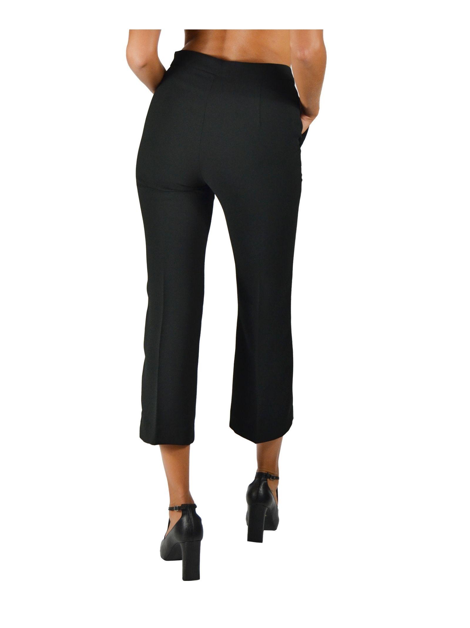 Black Woman Trousers Maliparmi | Skirts and Pants | JH71445016620000