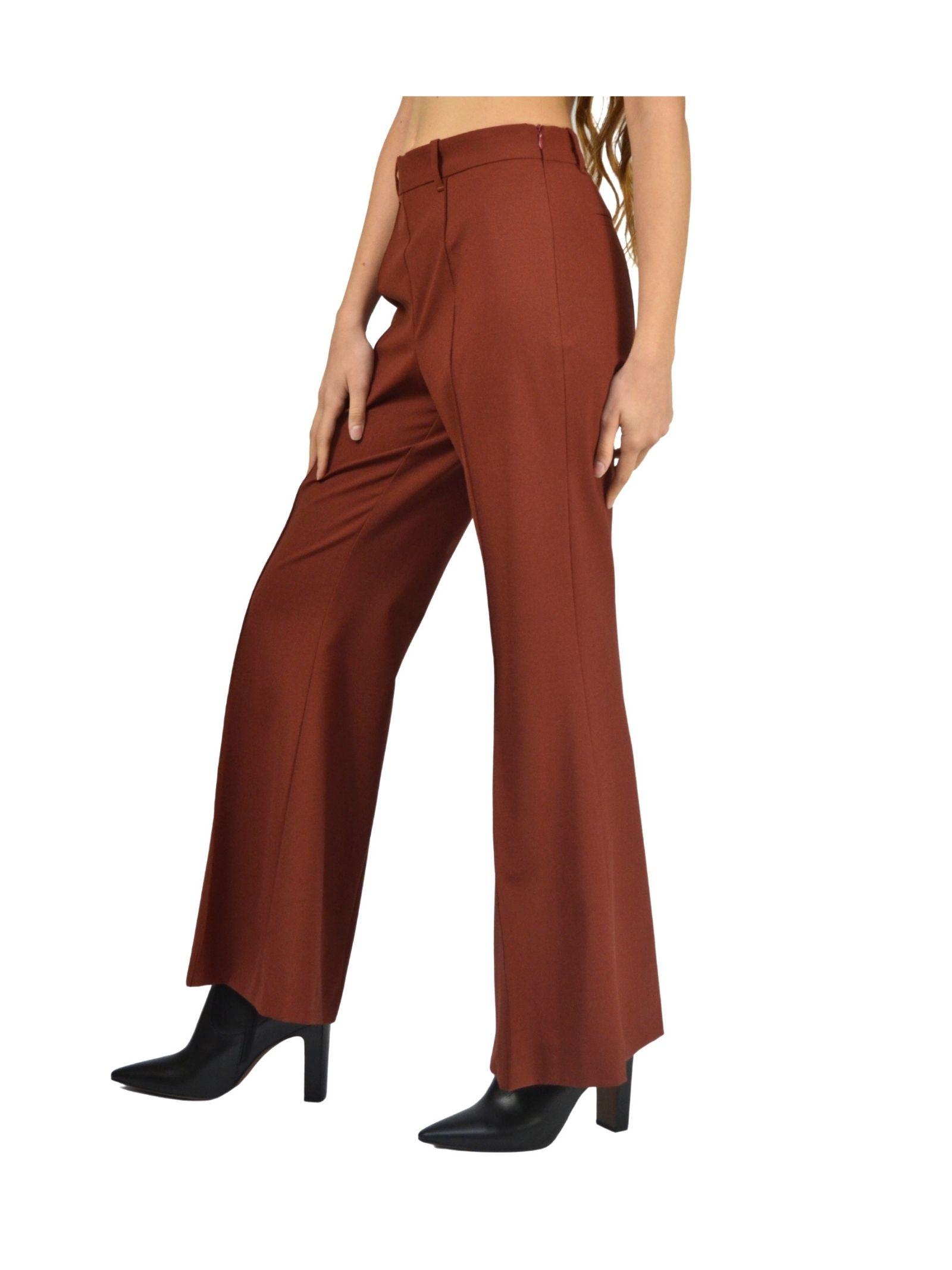 Pantalone Donna Terra Maliparmi | Gonne e Pantaloni | JH74452018841006