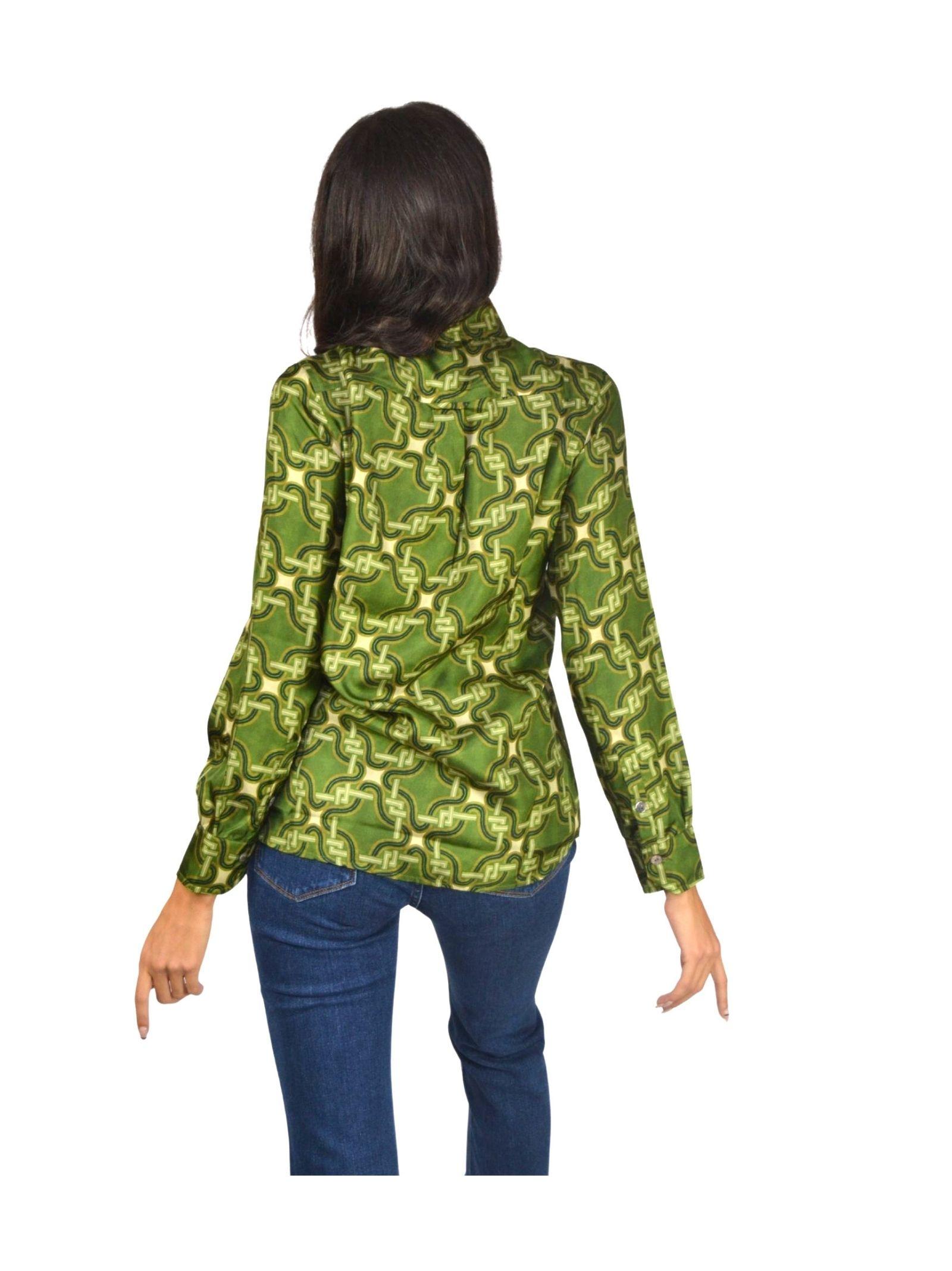 Women's Green Shirt Maliparmi   Shirts and tops   JM214430107B6092