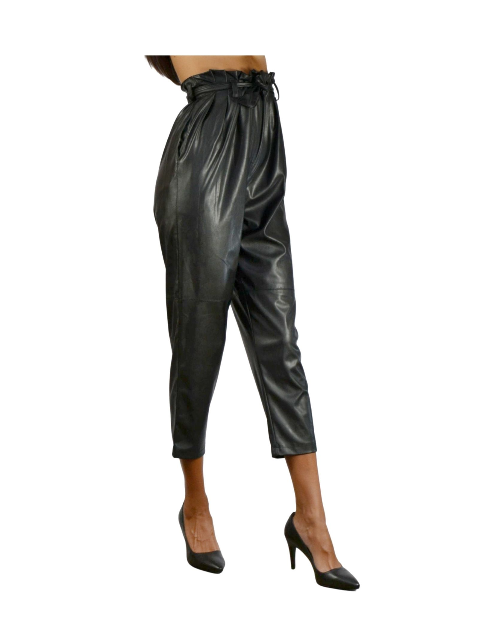 Black Woman Trousers Pink Memories | Skirts and Pants | 1094302