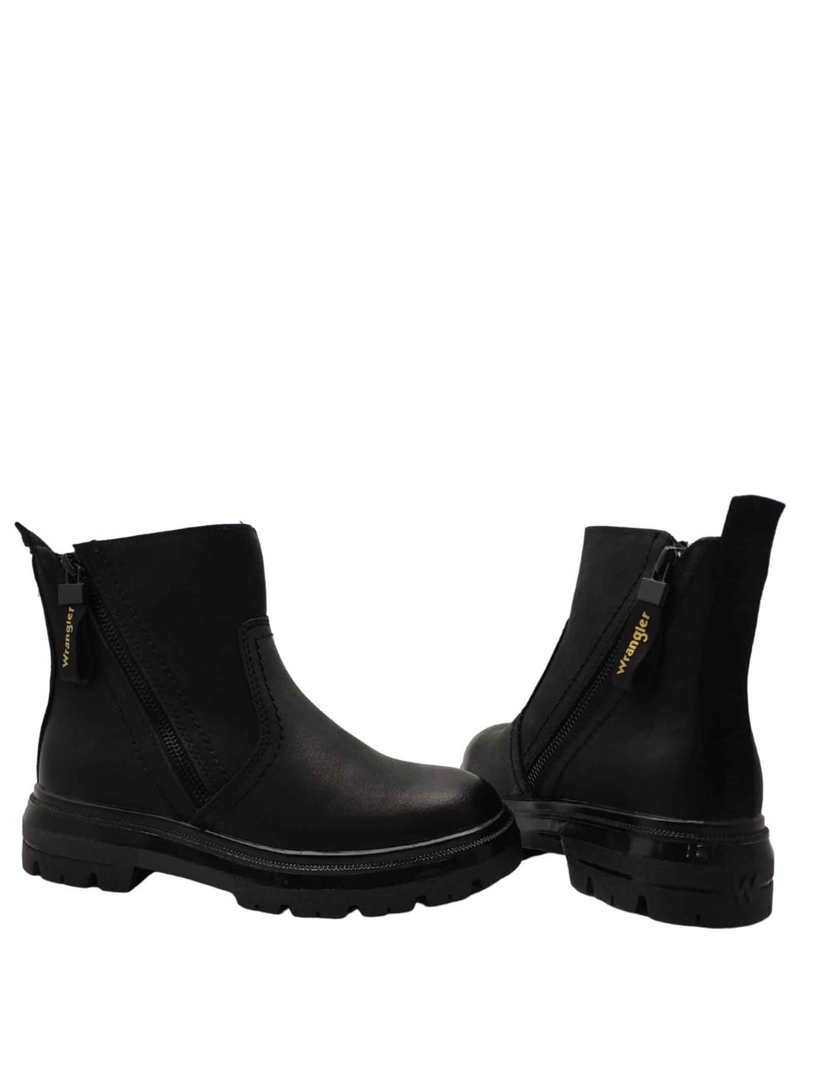 Combat Women's Ankle Boots Wrangler | Ankle Boots | WL02573A062