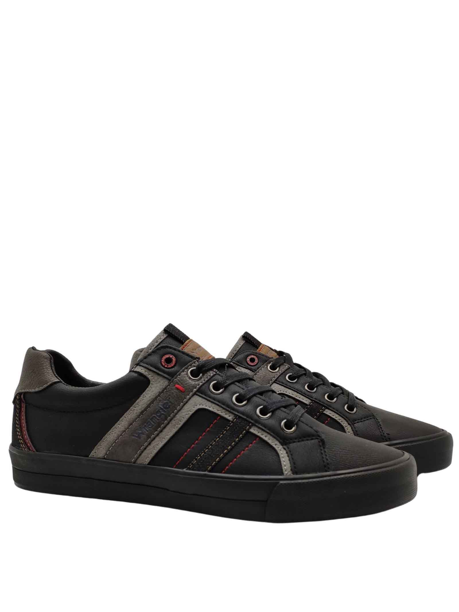 Vegan Sneakers for Men Wrangler   Sneakers   WM02131A062
