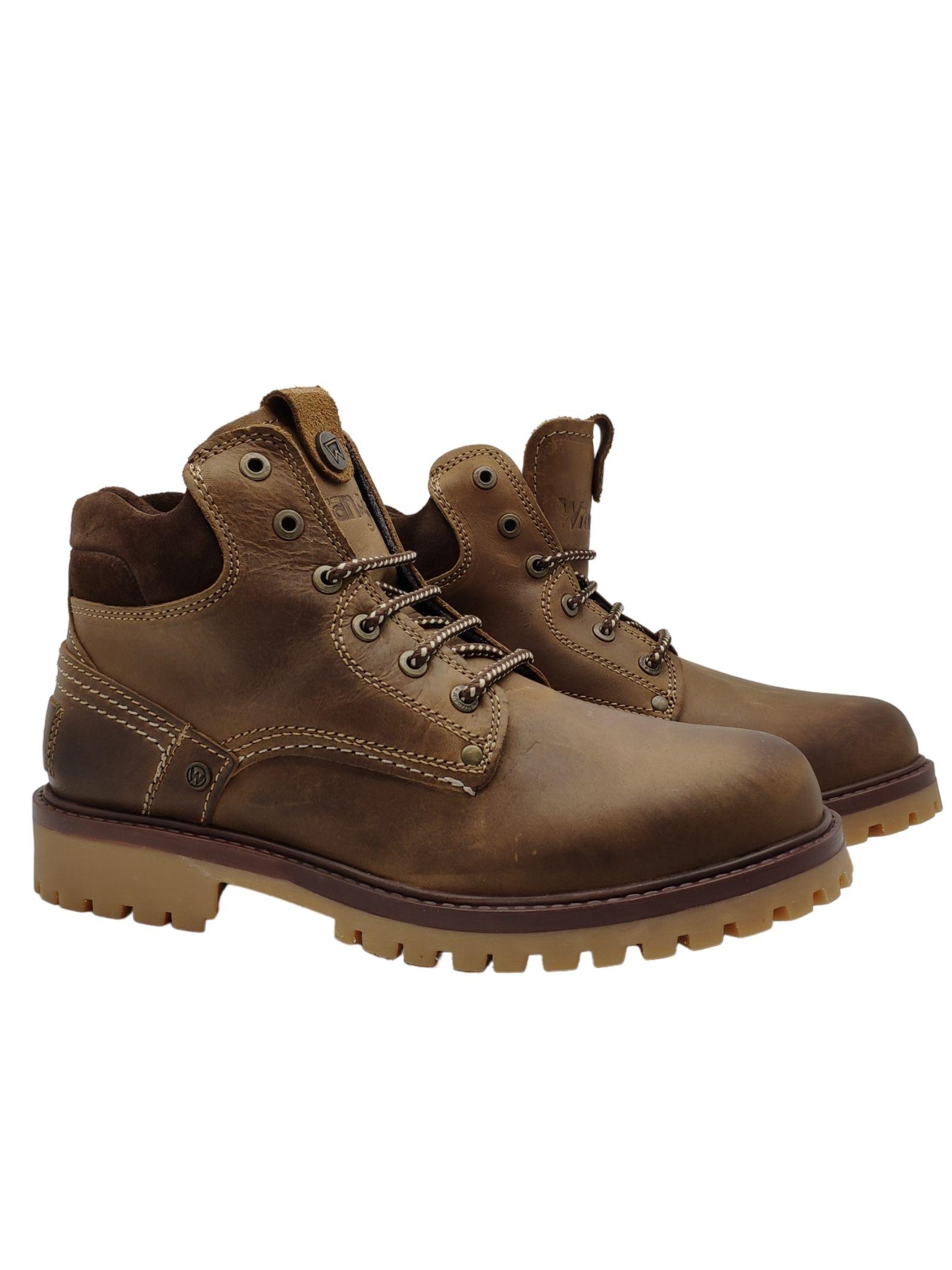 Yuma Man Trekking Boots Wrangler   Ankle Boots   WM02140A029