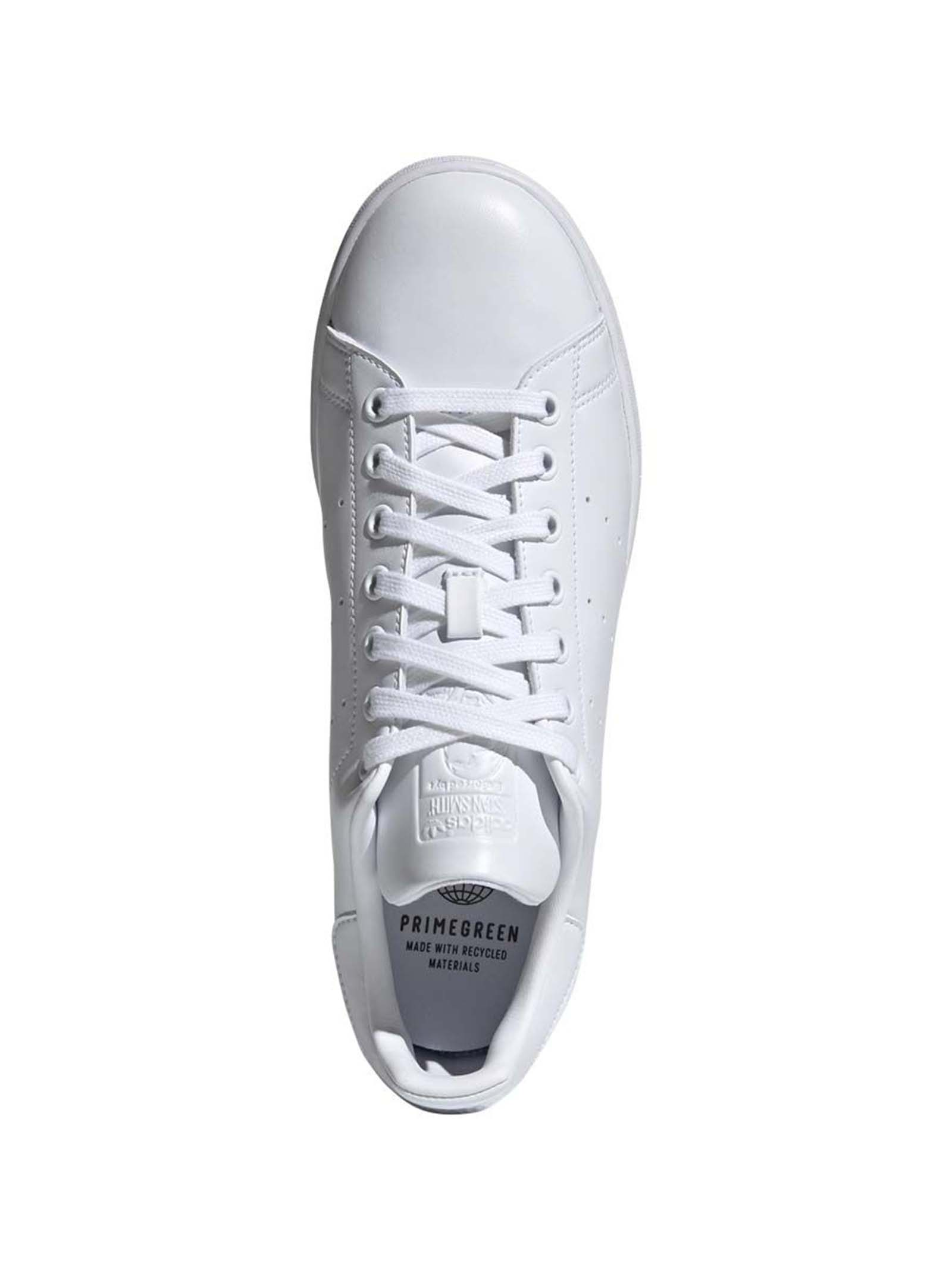 Men's Sneakers Stan Smith in White Eco-leather FX5500 Adidas   Sneakers   STAN SMITHFX5500