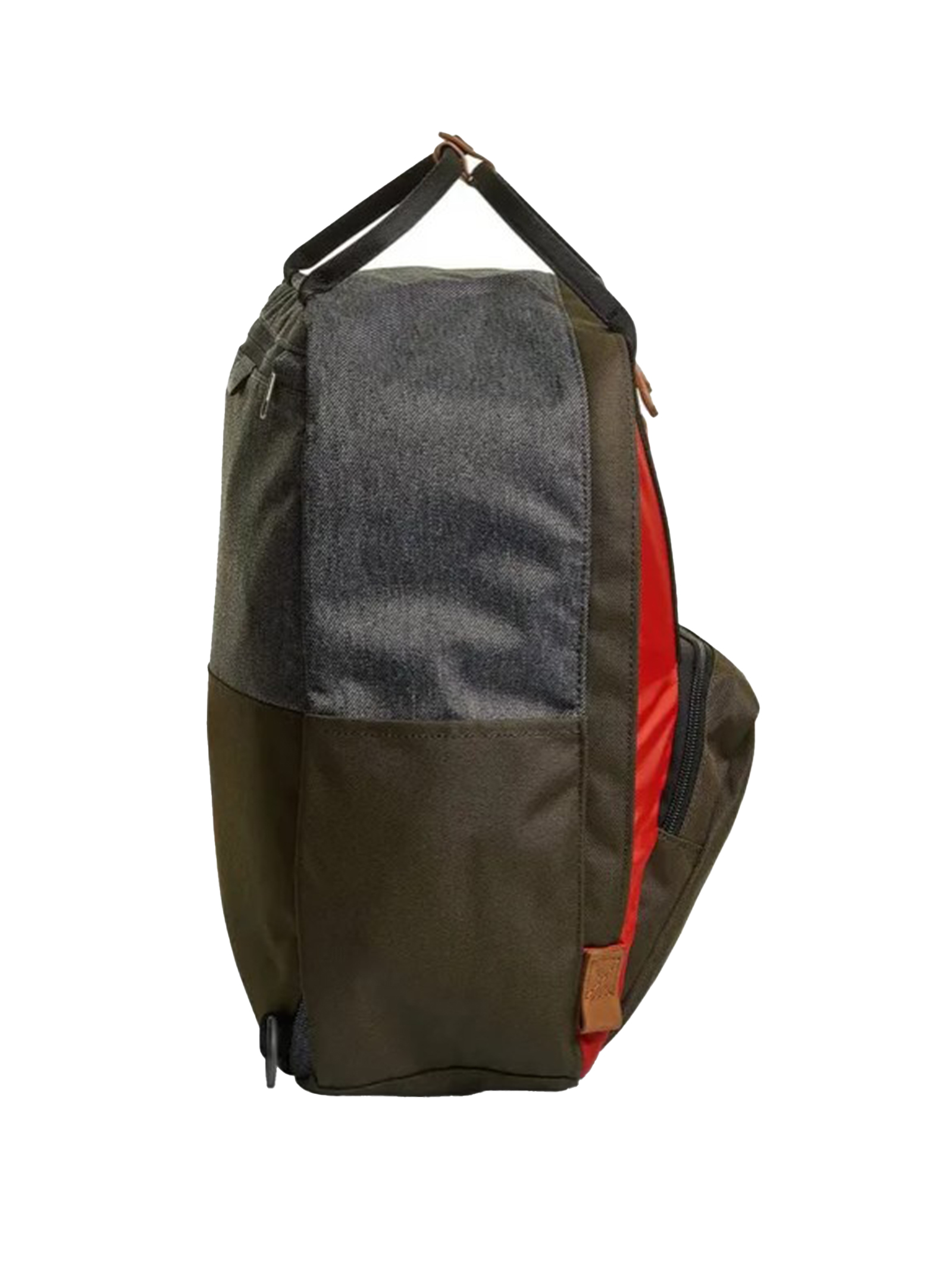 Unisex Icon Collection Shylla Red and Green Backpack with Padded Back and Shoulder Straps 206002114 Invicta   Bags and backpacks   SHYLLA PREMIUMBL4