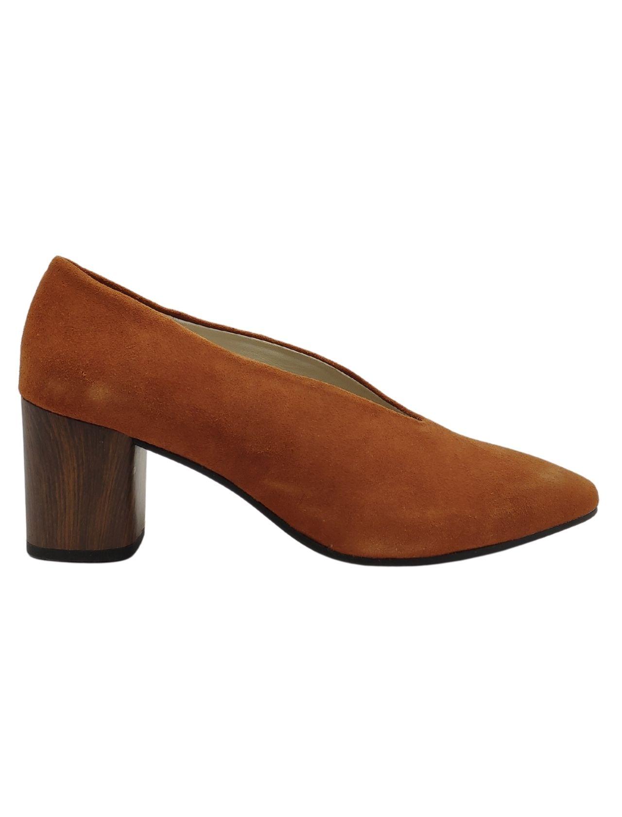 Women's High Heel Décolleté Vagabond | Pumps | 4510RUGGINE