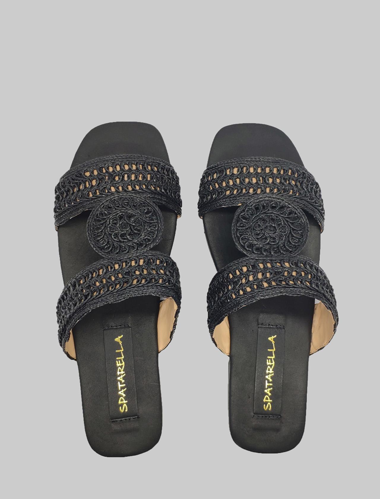 Spatarella   Flat sandals   409026UNIQUENERO